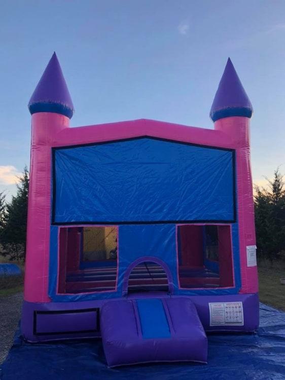 Purple/Pink Modular Castle