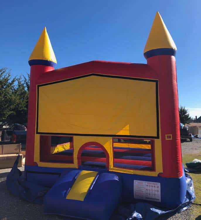 Moonwalks and Bounce Houses